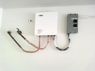 Homewerx Home Inspection Blog Electric tankless water heater
